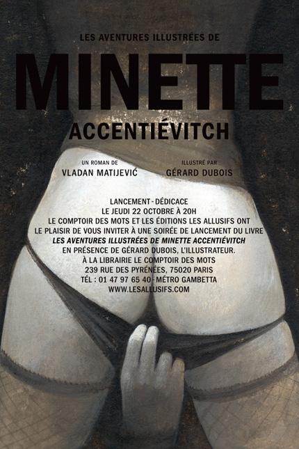 Invitation Minette